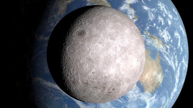 Sau 65 tỷ năm, Mặt Trăng và Trái Đất sẽ xảy ra va chạm.