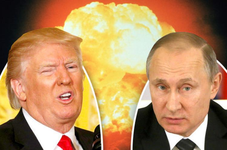 Chiến tranh hạt nhân nổ ra giữa Nga-Mỹ sẽ hết sức thảm khốc.