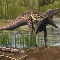 Phát hiện dấu vết loài bò sát cổ đại chưa từng được biết đến