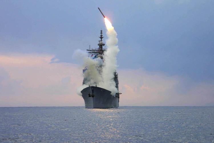 BGM-109 Tomahawk là loại tên lửa hành trình tấn công mặt đất đáng sợ nhất thế giới hiện nay.