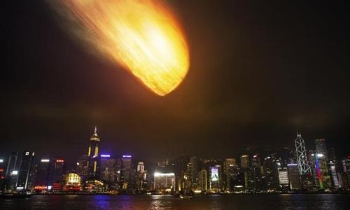 Tiểu hành tinh có thể giết chết rất nhiều người khi lao xuống thành phố đông dân cư