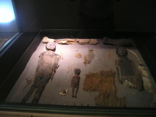 Bằng chứng cho thấy có sự sống của con người trên sa mạc Atacama
