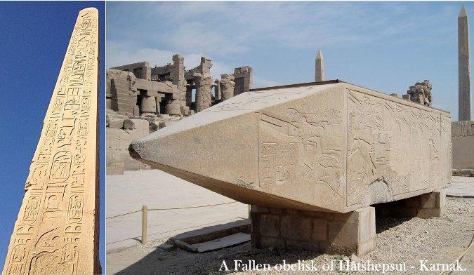 Tượng đài là biểu tượng của Thần Mặt trời Ra trong tín ngưỡng Ai Cập cổ đại