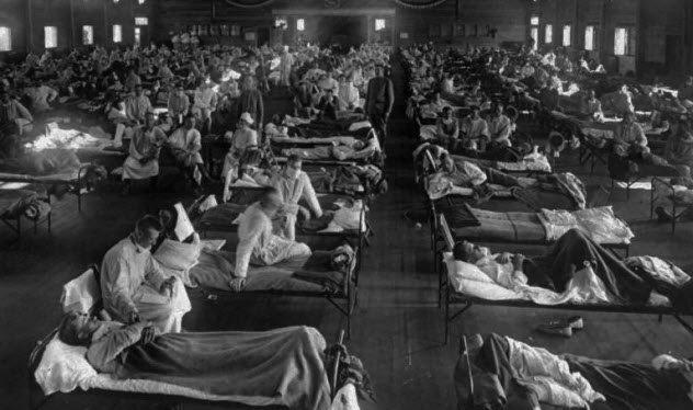 Cúm Tây Ban Nha