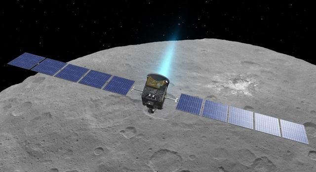 Tàu vũ trụ Dawn của NASA