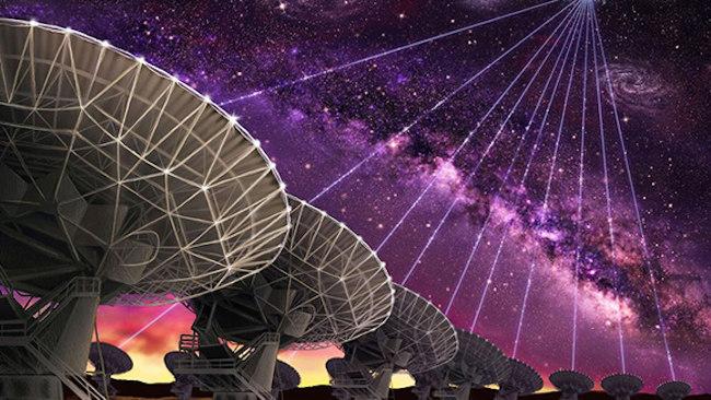 Tổ chức SETI phát hiện 11 tín hiệu vô tuyến có thể đến từ người ngoài hành tinh