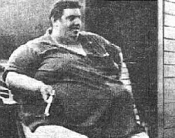 Người nặng nhất thế giới