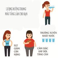 15 dấu hiệu cảnh báo bạn bị tiểu đường