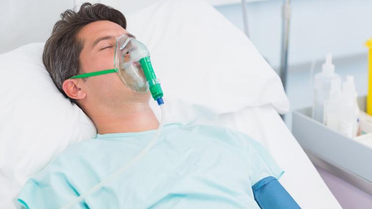 Những bệnh nhân tham gia vào dự án này phải được chứng nhận là đã chết não.