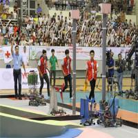 32 đội tranh tài trong vòng chung kết Robocon 2017