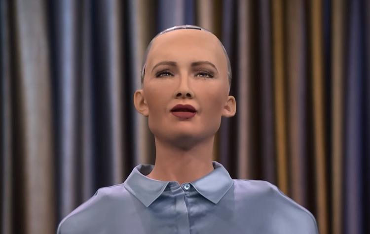 Sophia là sản phẩm sáng tạo của chuyên gia robot Mỹ David Hanson.