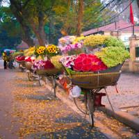Bắc Bộ chuẩn bị nghỉ lễ trong tiết trời mát mẻ, Nam Bộ mưa dông cục bộ