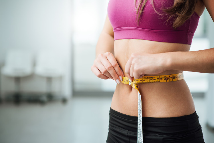 Tỷ lệ eo - hông cảnh báo tình trạng béo bụng.