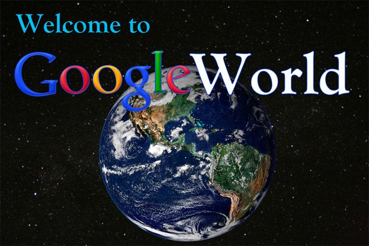 Thế giới chúng ta đang sống phụ thuộc quá nhiều vào Google.