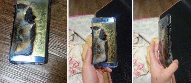Pin điện thoại phát nổ