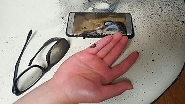 Phòng tránh điện thoại phát nổ