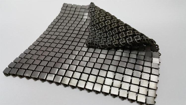 Vật liệu này sẽ sớm được sử dụng trong các bộ đồ du hành vũ trụ.