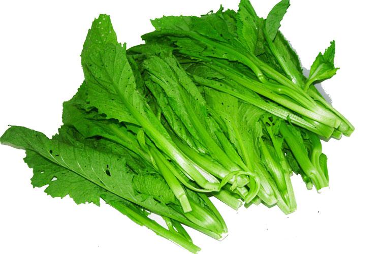 Cách nhận biết 8 loại rau hay bị phun hóa chất