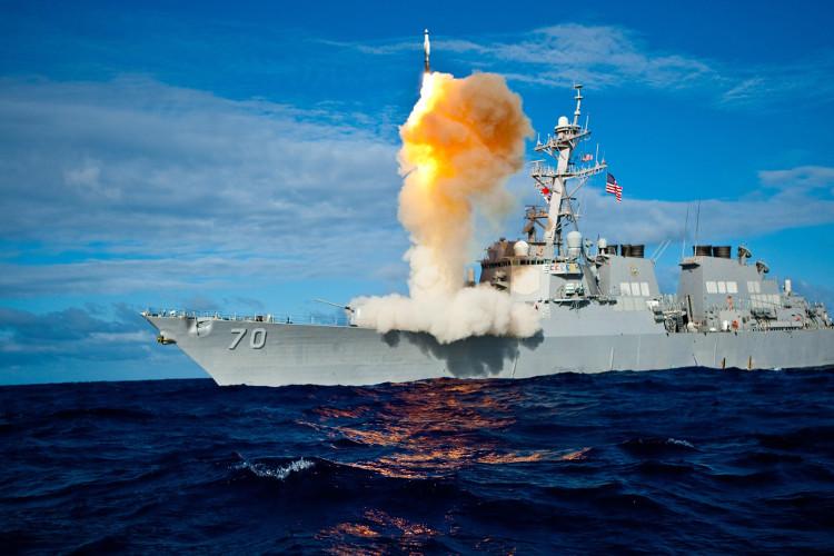 Hệ thống đánh chặn tên lửa đạn đạo Aegis (ACS) là hệ thống vũ khí hải quân được triển khai di động trên biển.