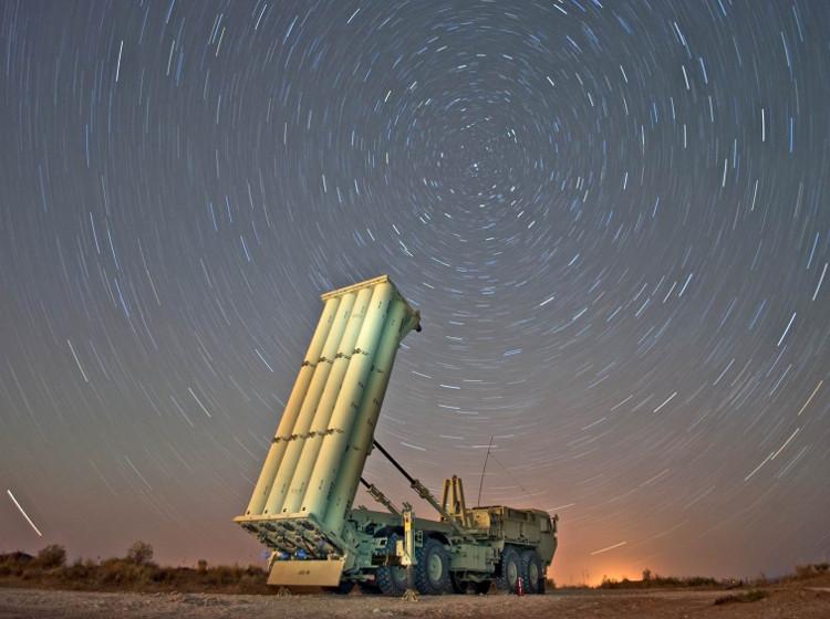Hệ thống phòng thủ tên lửa THAAD