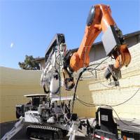 Robot xây xong căn nhà trong 14 tiếng