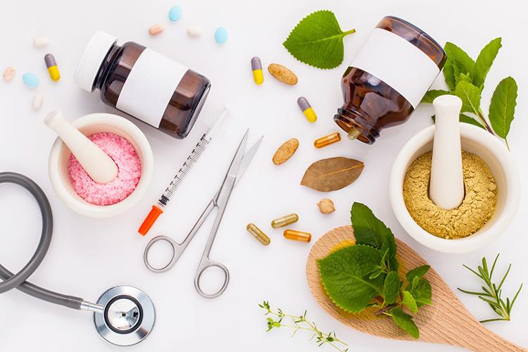 Thảo dược được xem là sự bổ sung hoàn hảo cho thuốc Tây.
