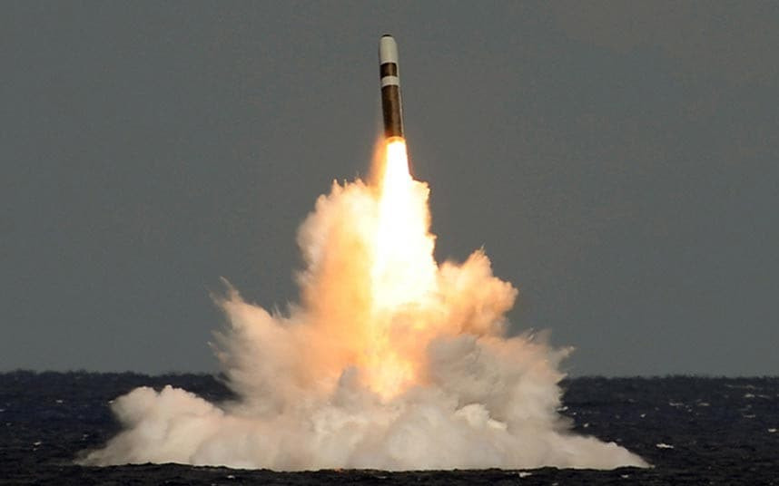 Tên lửa Trident II, Mỹ