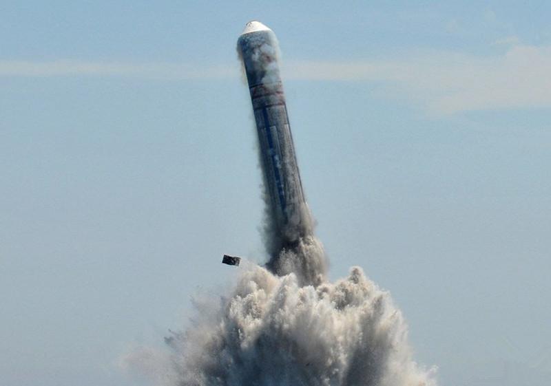 Tên lửa JL-2