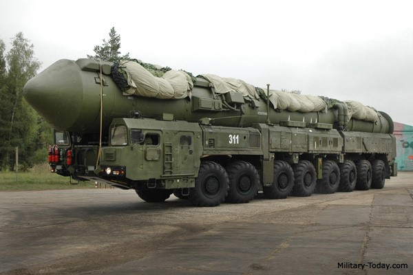 Tên lửa RS-24 Yars, Nga