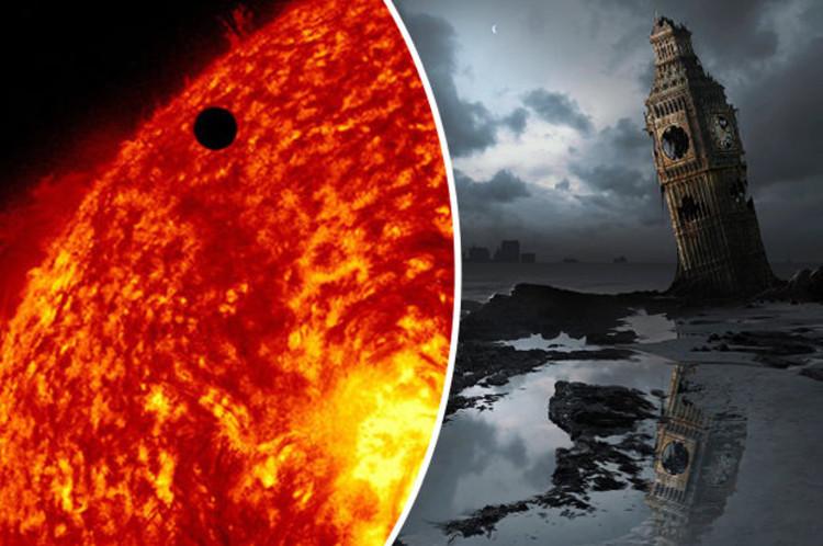 Các nhà khoa học tin rằng sự gia tăng mạnh của gió Mặt Trời có thể gây ra thảm họa công nghệ trên hành tinh của chúng ta.