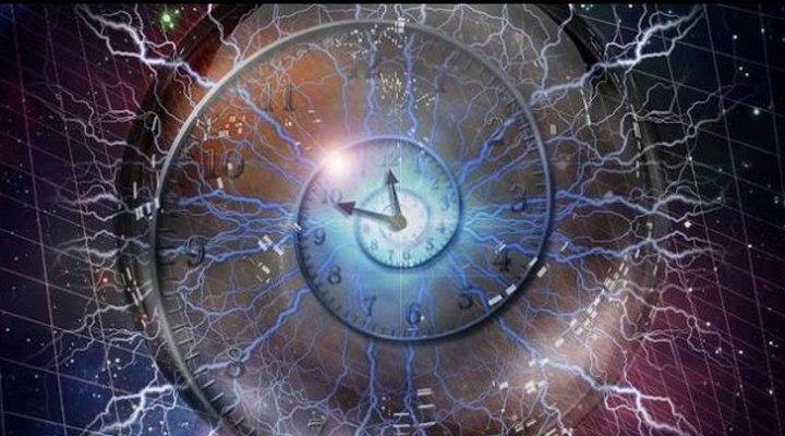 Mô tả tinh thể thời gian.