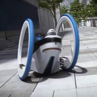 Video: Hankook khiến người xem bất ngờ về cách di chuyển trong tương lai