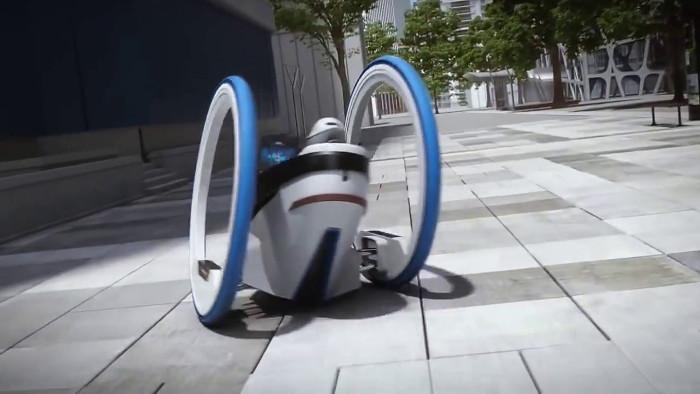 Lốp xe công nghệ cao của Hankook.