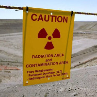 Sập hầm chứa chất thải hạt nhân ở Mỹ