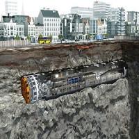 Hé lộ hình ảnh đầu tiên về quái vật đào hầm của tỷ phú Elon Musk