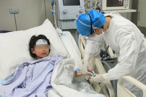 Một trường hợp ghi nhận nhiễm cúm A(H7N9) tại Bắc Kinh, Trung Quốc.