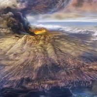 """Trái đất từng là """"mặt phẳng"""" bao phủ bởi đại dương?"""
