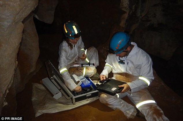 Nhóm nghiên cứu tìm thấy hóa thạch 335.000 tuổi của Homo naledi.