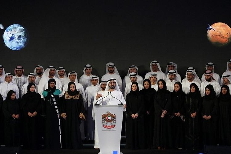 UAE tham vọng đưa người lên sống ở sao Hỏa.