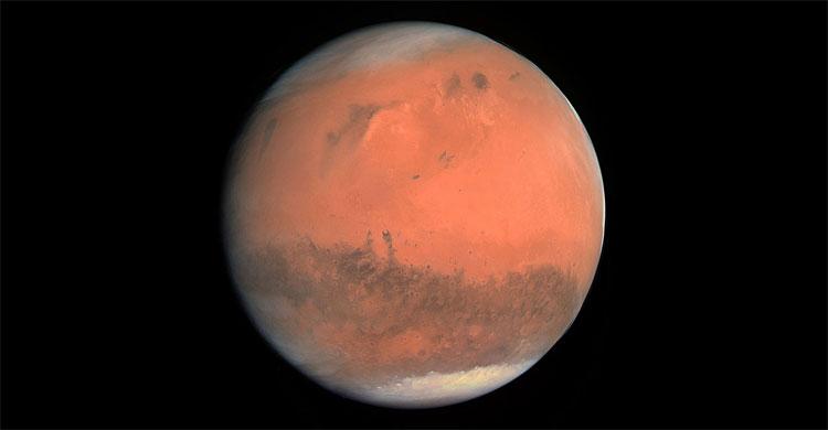 Cấu tạo của hành tinh Đỏ khác nhiều hành tinh Xanh.