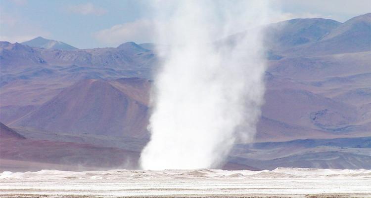 Lốc xoáy ở dãy Andes có thể là hiện tượng các nhà khoa học chưa từng chứng kiến trong lịch sử.