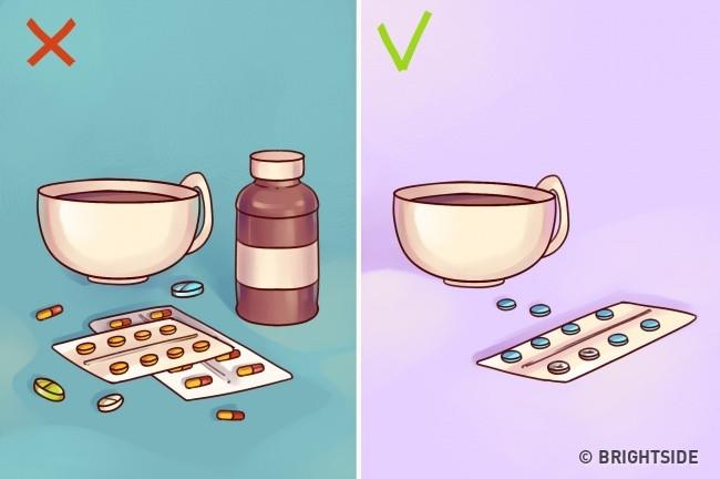 Người lớn chỉ nên dùng tối đa 1g mỗi lần uống, 4g mỗi ngày đối với thuốc Paracetamol.