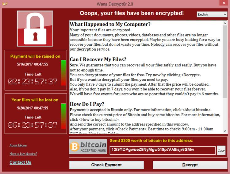 Phần mềm tống tiền này luôn thay đổi để có nhiều cách đột nhập vào hệ thống máy tính.