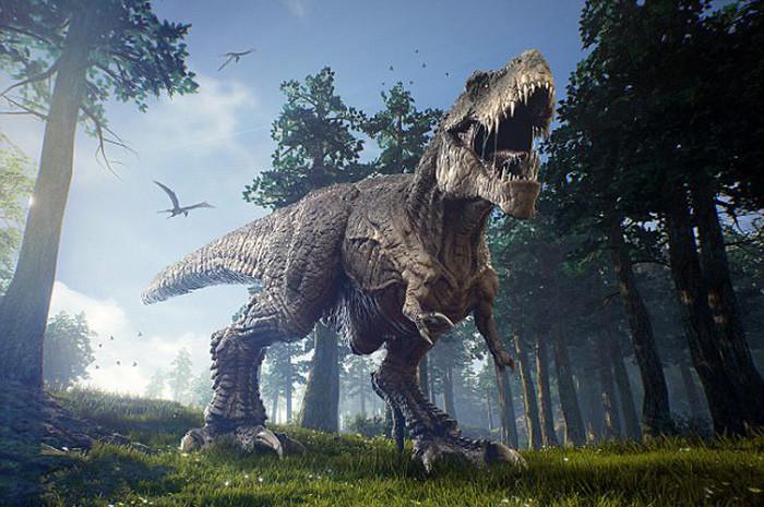Sự kiện khủng long tuyệt chủng cũng tạo cơ hội rất lớn cho các loài động vật phát triển, bao gồm cả con người.