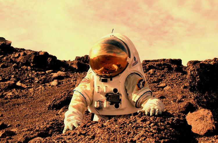Nghiên cứu rất quan trọng đối với du hành sao Hỏa trong tương lai.