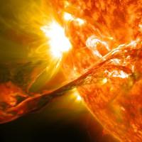 Mô hình dự báo các cơn bão Mặt trời nguy hiểm
