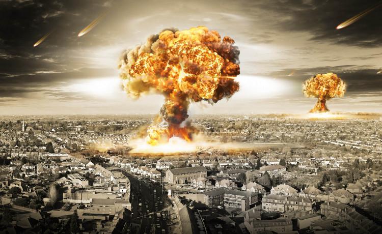 Chiến tranh hạt nhân có thể khiến hàng tỷ người trên thế giới mất mạng.
