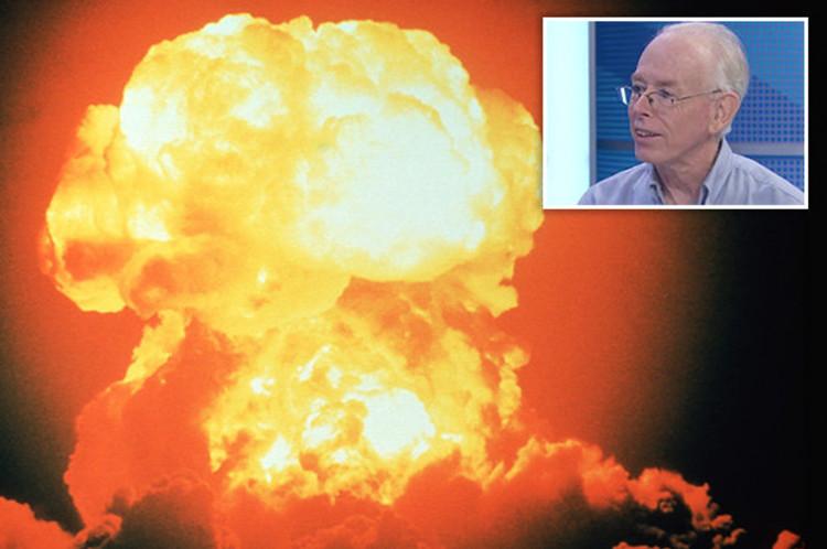 Chuyên gia Paul Doherty dự đoán thảm họa tàn khốc nếu chiến tranh hạt nhân nổ ra.