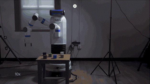 Một công ty đã đưa ra một phương pháp mới để dạy robot thông qua bản mẫu trong thực tế ảo.