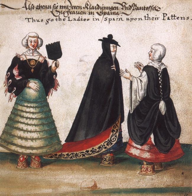 Chopine được tầng lớp phụ nữ trung lưu và thượng lưu yêu thích